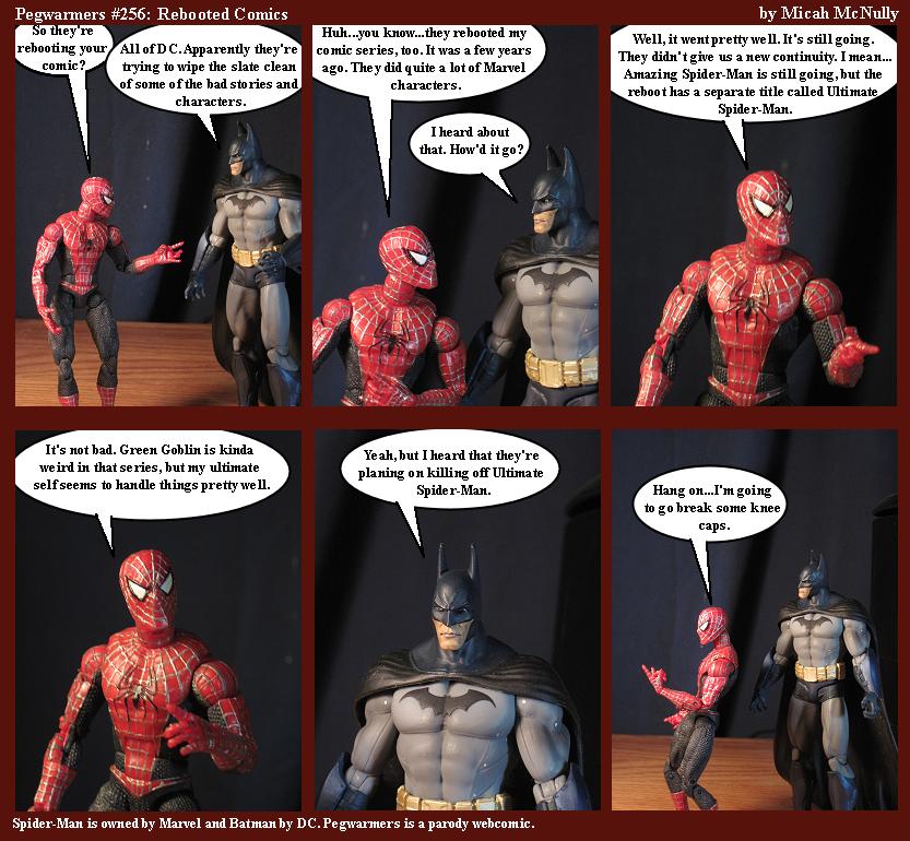 256. Rebooted Comics
