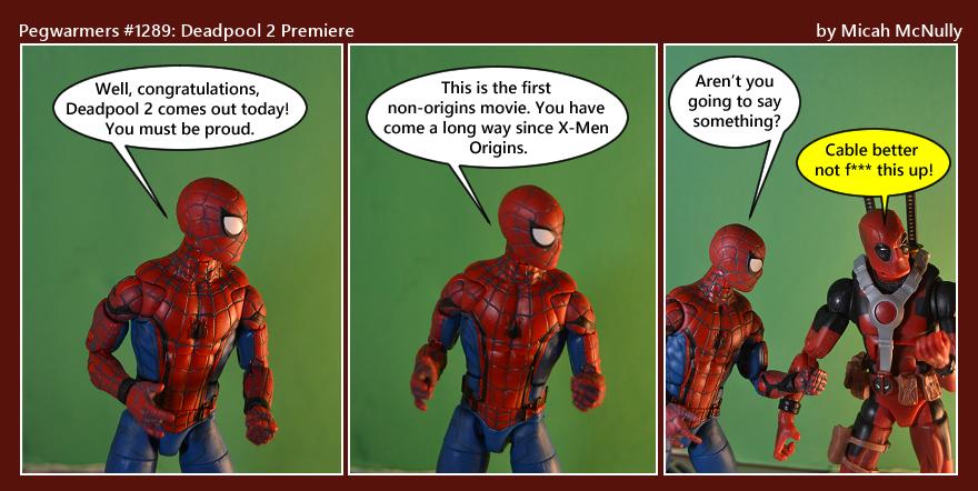 1289. Deadpool 2 Premiere