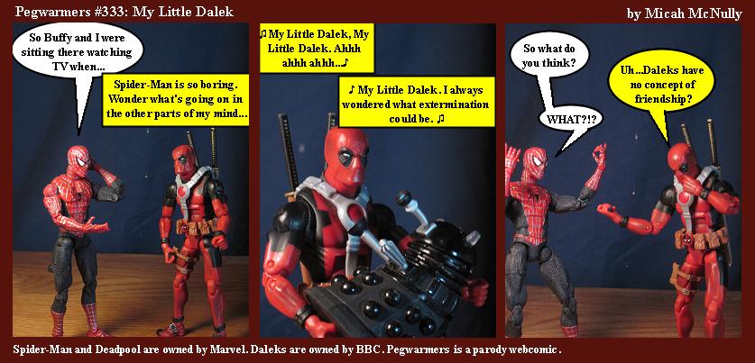 333. My Little Dalek