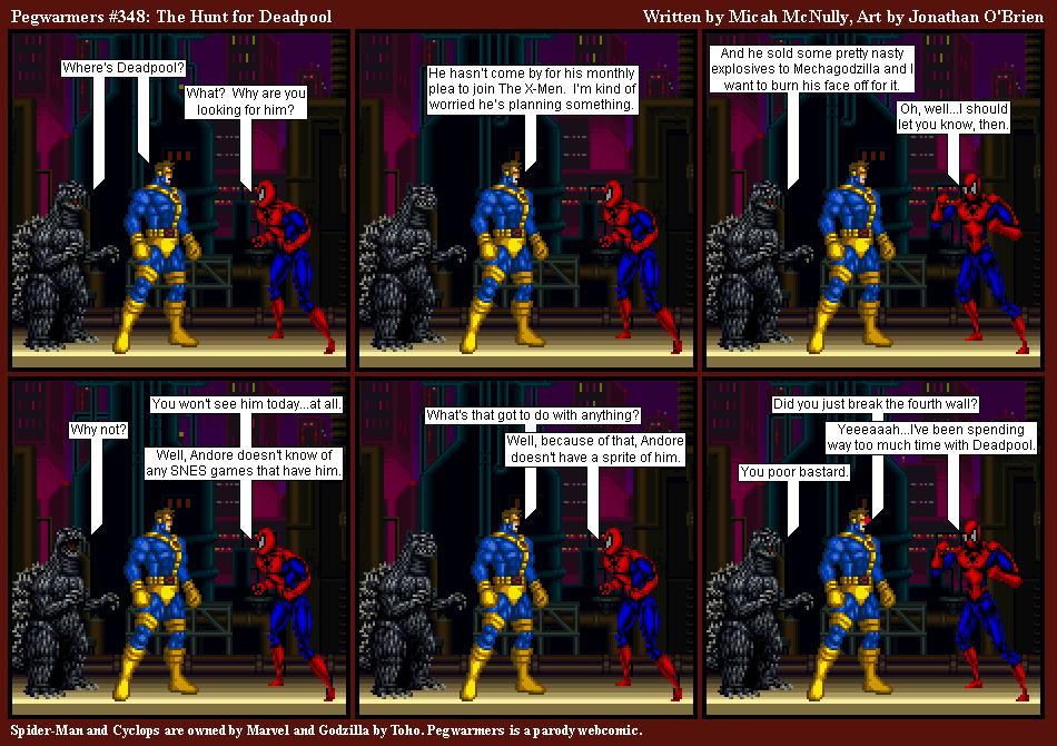 348. The Hunt for Deadpool