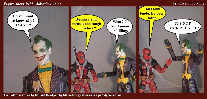 485. Joker's Choice