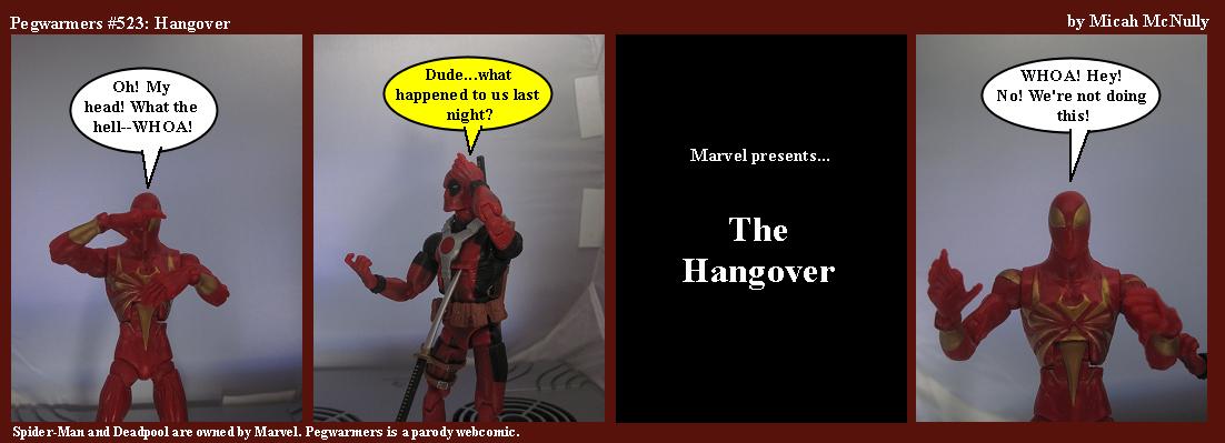 523. Hangover
