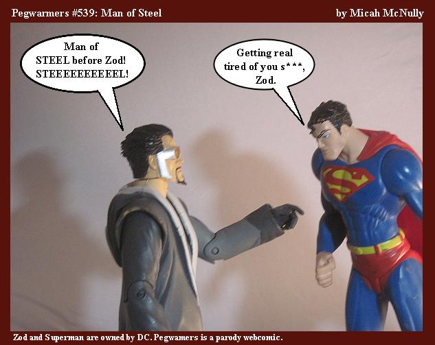 539. Man of Steel